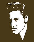 Elvis Presley Art - Elvis by Billy Granneman