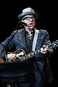 Front Row  Photographs  - Elvis Costello
