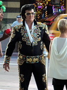 Kay Novy - Elvis Impersonator