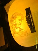 Timothy Wilkerson - Elvis sketch on acoustic...