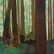 Sandrine Pelissier - Embroidered Forest part 1