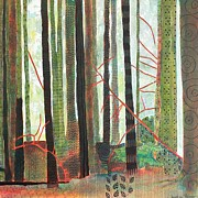 Sandrine Pelissier - Embroidered Forest part 3