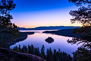 Jamie Pham - Emerald Bay Sunrise