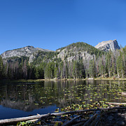 Mountain View Photos - Emerald Lake Trail 1 by Kay Pickens