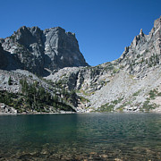 Mountain View Photos - Emerald Lake Trail 3 by Kay Pickens