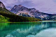 Vickie Emms - Emerald Lake