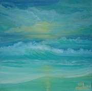 Holly Martinson - Emerald Waves