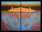 Mesa Verde Prints - Emergence Print by Jerry McElroy