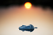 Thoughtful Photos - Emerging Buddha by Tim Gainey