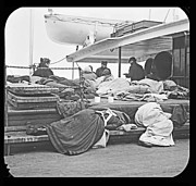 A Gurmankin - Emigrants Sleeping on...