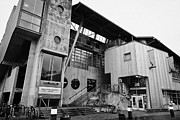 Carr Photos - emily carr university art design granville island Vancouver BC Canada by Joe Fox