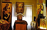 Harlem Art - Emmaus House Chapel 2 by Sarah Loft