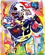 St. Louis Art Originals - Emmitt Smith 2006 by Everett Spruill