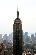 Nyc Photos Photos - Empire by John Rizzuto