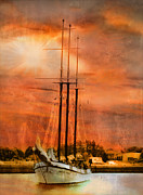 Tall Ship Prints - Empire Print by Paul St George