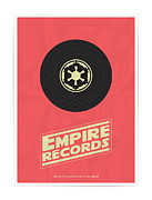 Featured Art - Empire Records Poster by Sanely Great