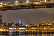Fdr Drive Prints - Empire State Building Print by Joe Colombo