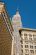 Empire Photo Originals - Empire State Building by Michael Dorn