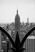 Rockefellar Prints - Empire State Building Print by Thomas P