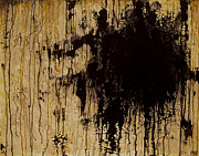 Drips Painting Metal Prints - Emptiness Metal Print by Marlon Huynh