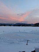 Lake Placid Ny Photos - Empty by Allison Shumway