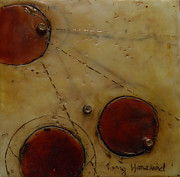 Terry Honstead - Encaustic #2