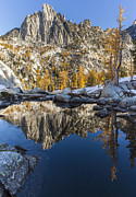 """autumn Reflection"" Photos - Enchantments Prusik Peak by Mike Reid"