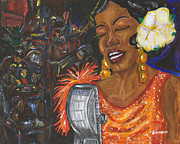 Harlem Paintings - Encore by S Goodwin