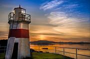 Alex Saunders - Lighthouse Crinan Canal...