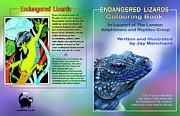 Jay Manchand and Hartmut Jager - Endangerd  Lizards