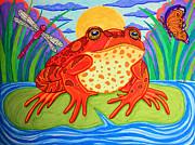 Nick Gustafson - Endangered Red Legged Frog