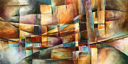Abstract Originals - Endless Shift by Michael Lang