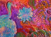 Energy Burst I Print by Anne-Elizabeth Whiteway