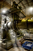 Technical Photos - Engine Room by Heiko Koehrer-Wagner