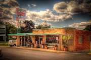Englewood Framed Prints - EnglewoodCafe4536-4-5 Framed Print by Timothy Bischoff