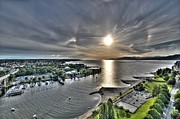 Doug Farmer - English Bay Sundogs...