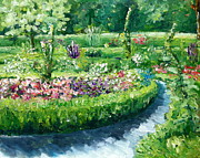 Nancy Van den Boom - English Garden