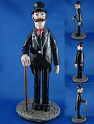 Featured Ceramics - English Gent by Bob Dann