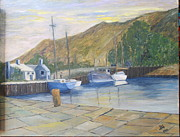 DG Ewing - English Harbour