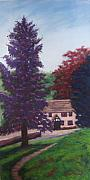 House Pastels - English Haven by Marion Derrett