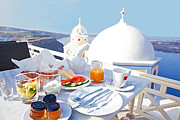Aiolos Greek Collections - Enjoy breakfast