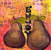 Claire Bull - Enjoy Pears