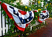 U S Flag Originals - Enjoy The Day by Ira Shander