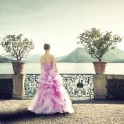 enjoying Italy Print by Joana Kruse