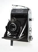Medium Format Prints - Ensign 220 folding camera Print by Paul Cowan