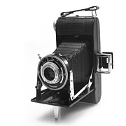 Film Camera Photo Prints - Ensign Selfix 420 Print by Paul Cowan