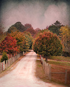 Autumn Landscape Prints - Enter Fall Print by Jai Johnson