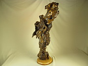 Original Sculpture Originals - Entity by Paul  Pomeroy