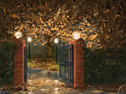 Autumn Digital Art - Entry by Veronica Minozzi