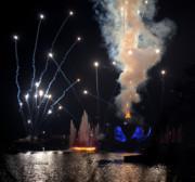 Michelle Wiarda - Epcot Fireworks - Open Earth